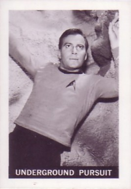 1967 Leaf Star Trek   #21 Non-Sports Card