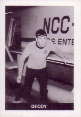 1967 Leaf Star Trek   #39 Non-Sports Card