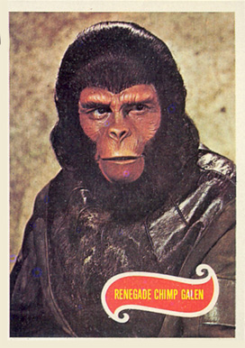 1975 Topps Planet of the Apes   #1 Non-Sports Card