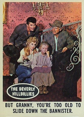 1963 Topps Beverly Hillbillies   #12 Non-Sports Card