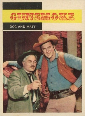 1958 TV Westerns   #3 Non-Sports Card
