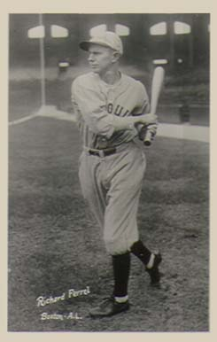1933 Worch Cigar Richard Ferrell #45 Baseball Card