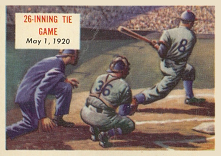1954 Topps Scoop   #154 Non-Sports Card