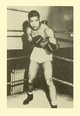 1938 African Tobacco Joe Louis #84 Boxing & Other Card
