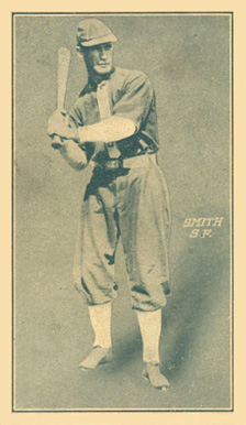 1911 Pacific Coast Biscuit  A. Smith #58 Baseball Card