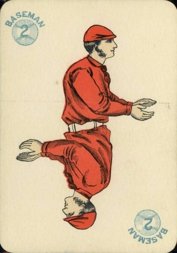 1884 Lawson's Playing Cards   # Baseball Card