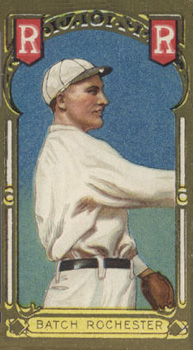 1911 Gold Borders (Broadleaf) Emil Batch #12 Baseball Card