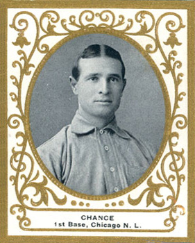 1909 Ramly Frank Chance #23 Baseball Card