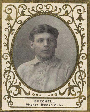 1909 Ramly Fred Burchell #19 Baseball Card