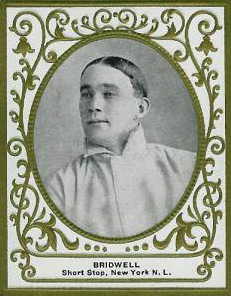 1909 Ramly Al Bridwell #17 Baseball Card