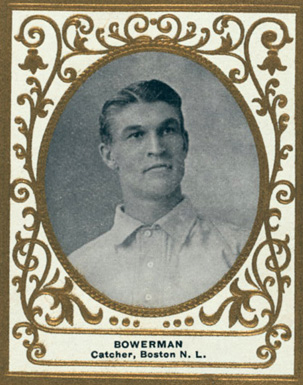 1909 Ramly Frank Bowerman #14 Baseball Card