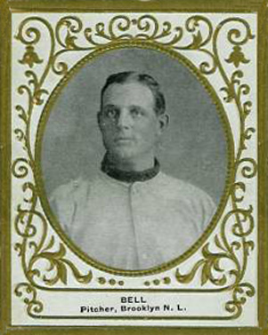 1909 Ramly George Bell #10 Baseball Card