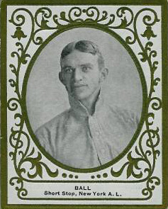 1909 Ramly Neal Ball #6 Baseball Card