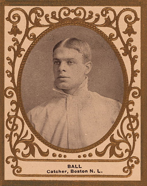 1909 Ramly Jim Ball #5 Baseball Card