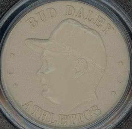 1960 Armour Coins Bud Daley # Baseball Card