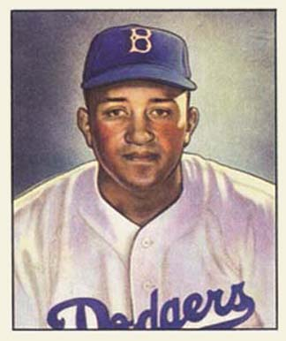 1950 Bowman Don Newcombe #23 Baseball Card