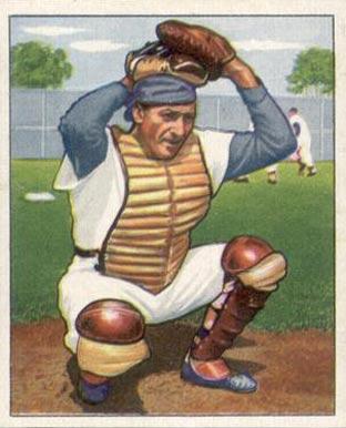 1950 Bowman Phil Masi 128 Baseball Vcp Price Guide