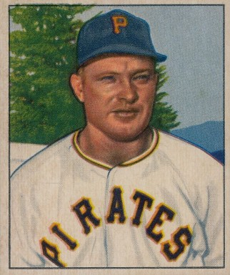 1950 Bowman Clyde McCullough #124 Baseball Card