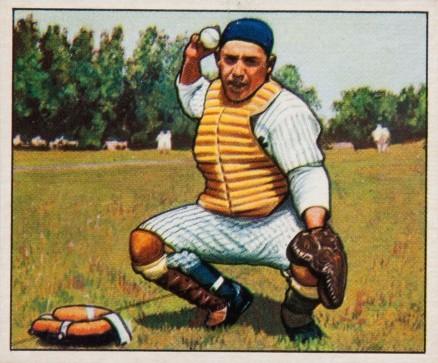 1950 Bowman Yogi Berra 46 Baseball Card Value Price Guide