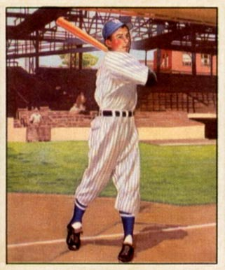 1950 Bowman Al Kozar #15 Baseball Card