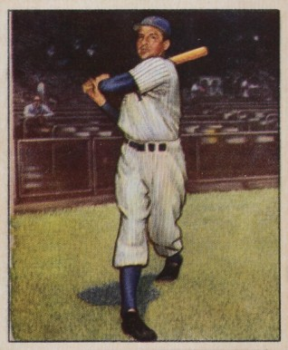 1950 Bowman Tommy Henrich #10 Baseball Card