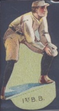 1896 Mayo's Cut Plug   # Baseball Card