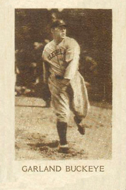 1928 1928 Star Player Candy Garland Buckeye #4 Baseball Card
