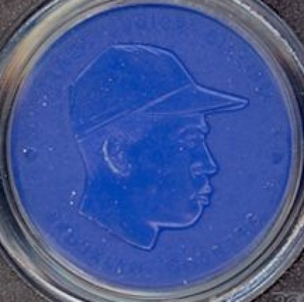 1955 Armour Coins Jim Gilliam # Baseball Card