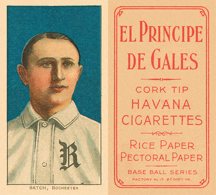 1909 White Borders (EPDG) Emil Batch #23 Baseball Card