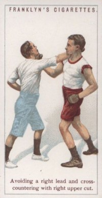 1924 Franklyn Davey & Co.   #18 Boxing & Other Card