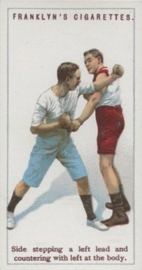 1924 Franklyn Davey & Co.   #16 Boxing & Other Card
