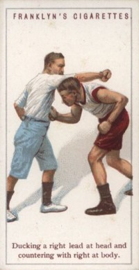 1924 Franklyn Davey & Co.   #24 Boxing & Other Card