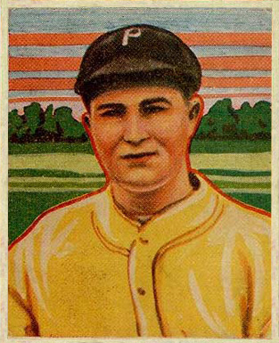 1933 George C. Miller Paul Waner #31 Baseball Card