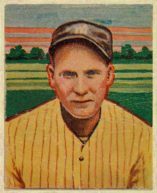 1933 George C. Miller Charles Ruffing #26 Baseball Card