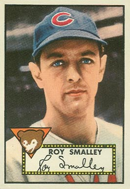 1952 Topps Roy Smalley #173 Baseball Card
