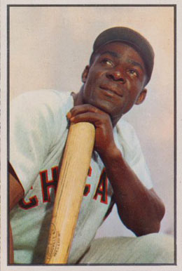 1953 Bowman Color Minnie Minoso #36 Baseball Card