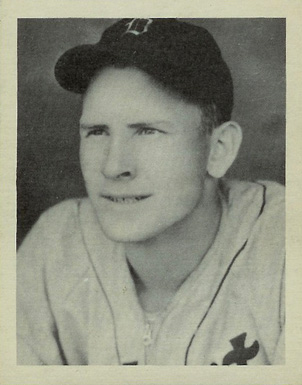 1939 Play Ball (1939) Dizzy Trout #153 Baseball Card