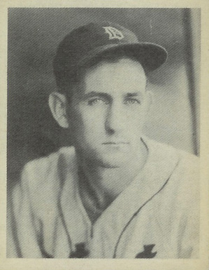 1939 Play Ball (1939) Charlie Gehringer #50 Baseball Card