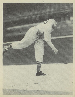1939 Play Ball (1939) Jim Bagby Jr. #40 Baseball Card