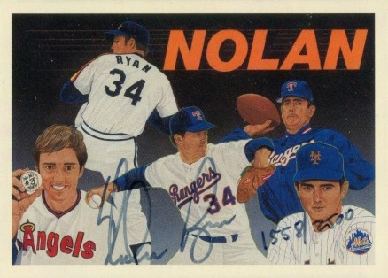 1991 Upper Deck Nolan Ryan Heroes Baseball Card Set Vcp Price Guide
