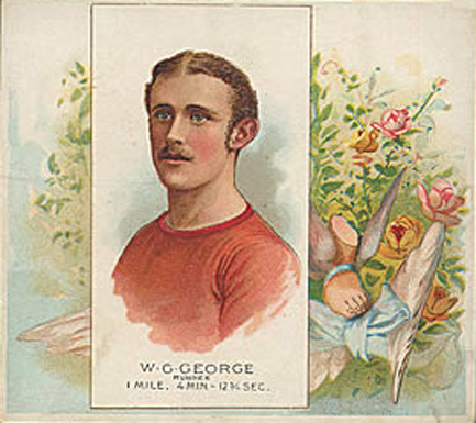 1888 Allen & Ginter W. George #20 Boxing & Other Card