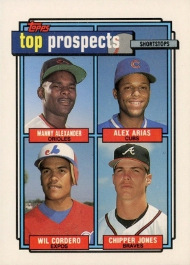 1992 Topps Baseball Card Set Vcp Price Guide