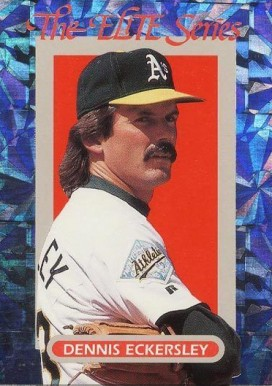 1993 Donruss Elite Baseball Card Set Vcp Price Guide