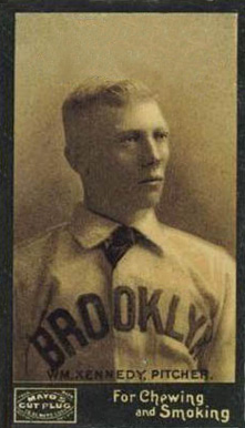 1895 Mayo's Cut Plug Brickyard Kennedy #26 Baseball Card