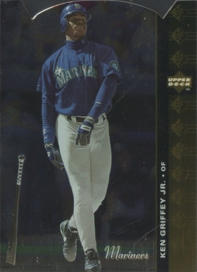 1994 SP Die-Cut Ken Griffey Jr. #105 Baseball Card