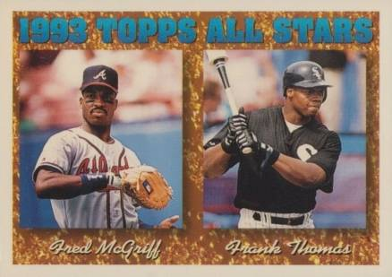 1994 Topps Baseball Card Set Vcp Price Guide
