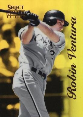 Robin Ventura Baseball Cards