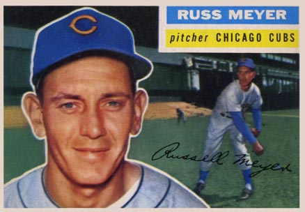 1956 Topps Russ Meyer #227 Baseball Card