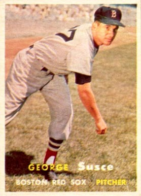 1957 Topps George Susce Jr. #229 Baseball Card