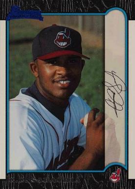 2008 Upper Deck UD Game Jersey 1999 Throwback #99-CS CC Sabathia Baseball Card